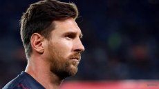 Injured Messi out of Barca game with Betis