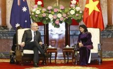 Australian PM calls Vietnam a key strategic partner in ASEAN
