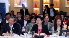 NA Chairwoman attends meeting of AIPA 40 executive committee