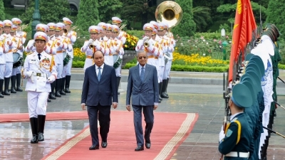 Vietnam and Malaysia boost strategic partnership