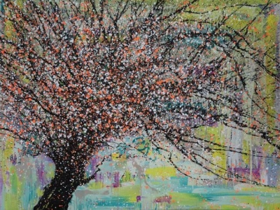 "September 2-8: Exhibition ""Dancing with Cherry Blossoms"" in Ho Chi Minh City"