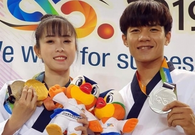 Vietnam win silver medal at Chungju World Martial Arts event