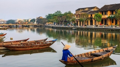 Hoi An receives certificate honouring it as world's best city