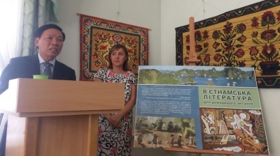 Vietnamese literature translated into Ukrainian for first time
