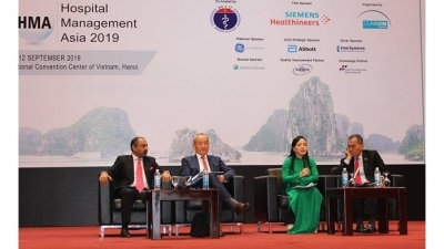 Hospital Management Asia conference draws over 2,500 participants