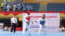 National Taekwondo Champs kick off in Da Nang