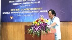 Boosting Vietnam – US business cooperation