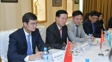 CPV delegation pays working visit to Kazakhstan