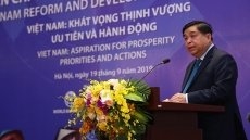 Minister reiterates Vietnamese government's commitment to reform