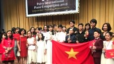 Vietnam wins many awards at Putra International Piano Competition