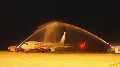 New air route connecting Hai Phong city and Kunming launched