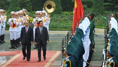 Strengthening traditional friendship, comprehensive cooperation between Vietnam and Cambodia