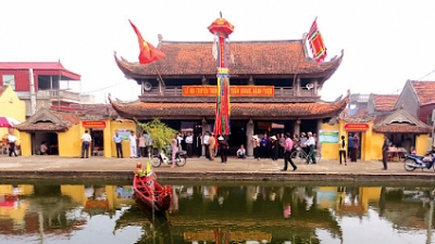 Keo Hanh Thien Pagoda recognised as national intangible cultural heritage