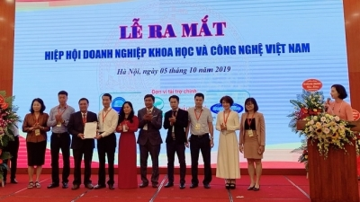 Vietnam Association of Science and Technology Enterprises makes debut