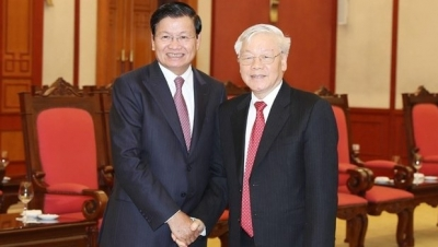 September 30-October 6: Lao Prime Minister visits Vietnam