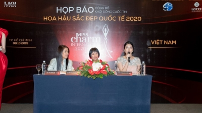 Miss Charm International 2020 to be held in Vietnam