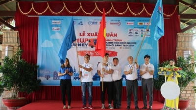 Journey launched to ignite passion for startups among Vietnamese youngsters