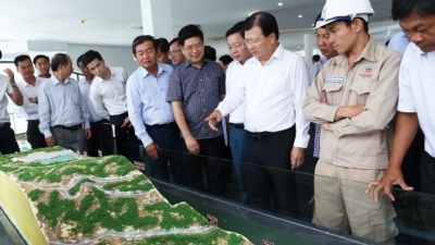 Measures sought to address renewable energy overcapacity in Ninh Thuan