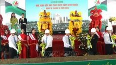 Work commences on second waste-to-energy plant in Ho Chi Minh City