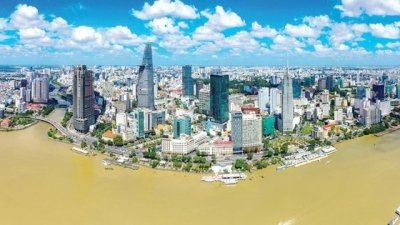 Ho Chi Minh City aspires to become an international financial centre