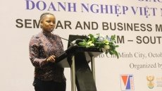 South African enterprises seek business opportunities in Vietnam