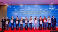 Vietnam's leading IT companies honoured