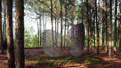 November 4-10: Exhibition Art In The Forest 2019