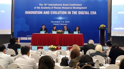 Conference highlights human resource development in digital era