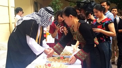 First Palestinian culture-cuisine day held in Hanoi