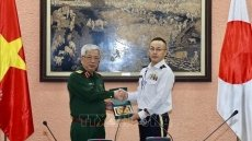 Vietnam, Japan step up defence ties
