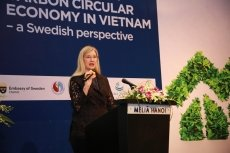 Vietnam learns from Sweden's experience in developing low carbon circular economy