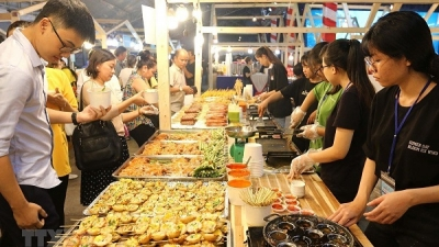 International Food Festival opens in Ho Chi Minh City