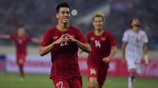 Nguyen Tien Linh scores as Vietnam edge past 10-man UAE