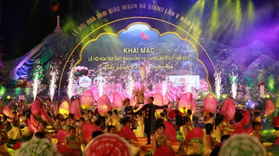 Ha Giang Buckwheat Flower Festival 2019 kicks off