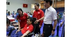 Blood donation programme opens in Hanoi