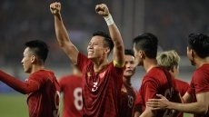 Vietnam team awarded VND2.5 billion for emphatic win over UAE