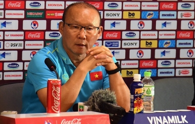 "Park Hang-seo: ""Draw against Thailand can be considered a positive result"""