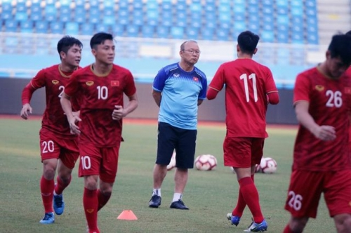 Vietnam U22s reduced to 21 players ahead of 30th SEA Games