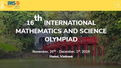 Hanoi hosts 16th International Mathematics and Science Olympiad