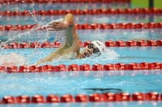 Swimmer Nguyen Huy Hoang wins second individual gold medal