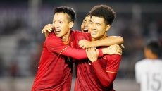 Vietnam beat Cambodia 4-0 to set up final clash against Indonesia