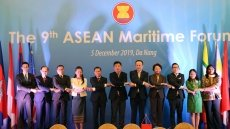 9th ASEAN Marine Forum opens in Da Nang