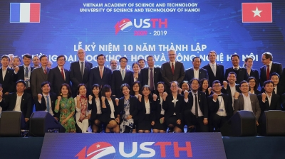 Deputy PM: Vietnam – France University contributes to renovating university governance model