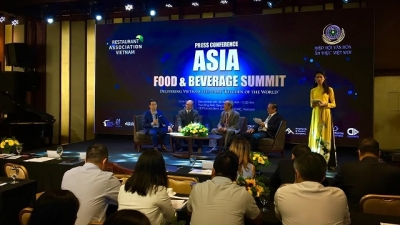 Asia Food and Beverage Summit to promote Vietnamese cuisine