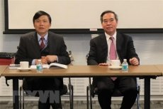 Party official works with Vietnamese delegation to UN