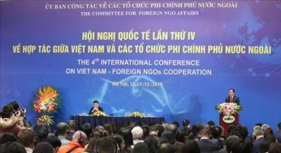International conference on co-operation between Vietnam and foreign NGOs opens