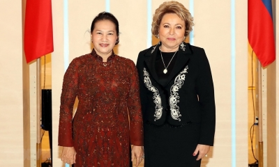 December 9-15: NA Chairwoman pays official visits to Russia and Belarus