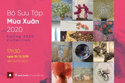 December 30 – January 5: Spring 2020 Collection in Hanoi