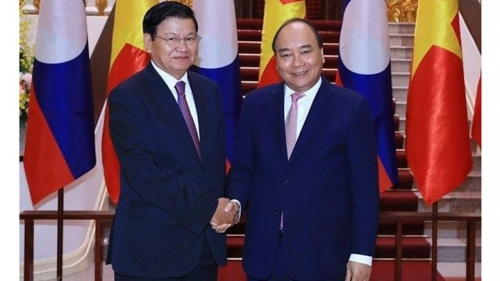 Unceasingly consolidating and developing Vietnam – Laos special solidarity