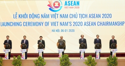 January 6-12: PM begins Vietnam's 2020 ASEAN Chairmanship